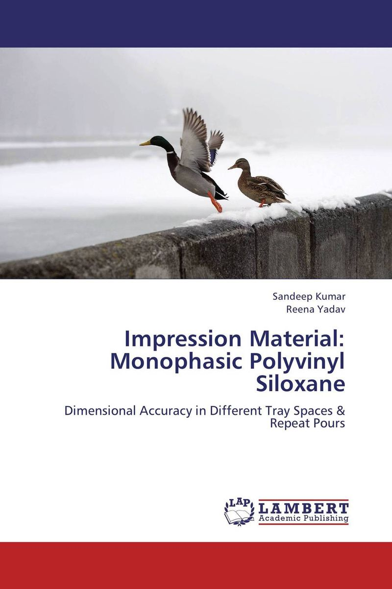 Impression Material: Monophasic Polyvinyl Siloxane effect of cooling procedures over linear dimensional changes in pmma
