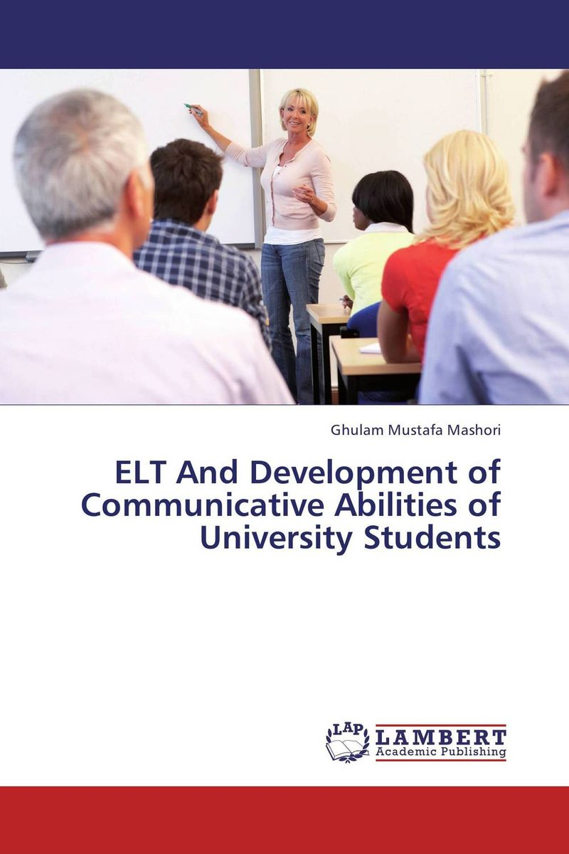 ELT And Development of Communicative Abilities of University Students видеоняня switel bcf986 trio