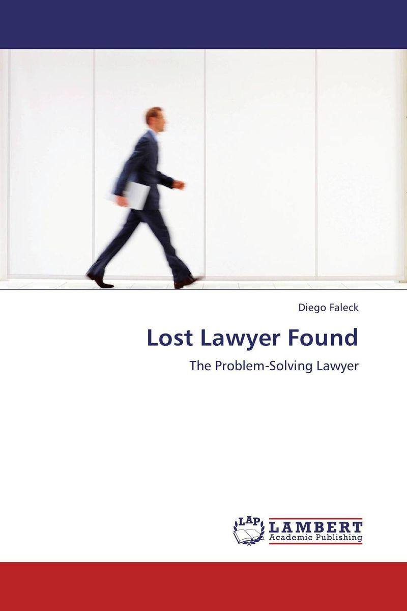 Lost Lawyer Found found in brooklyn