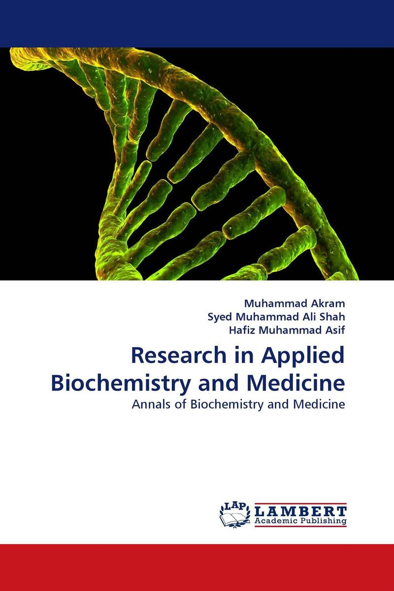 Research in Applied Biochemistry and Medicine medical biochemistry and biotechnology