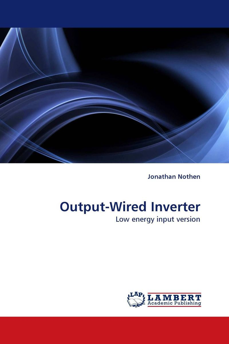 Output-Wired Inverter the art of shaving дорожный набор с помпой carry on сандал
