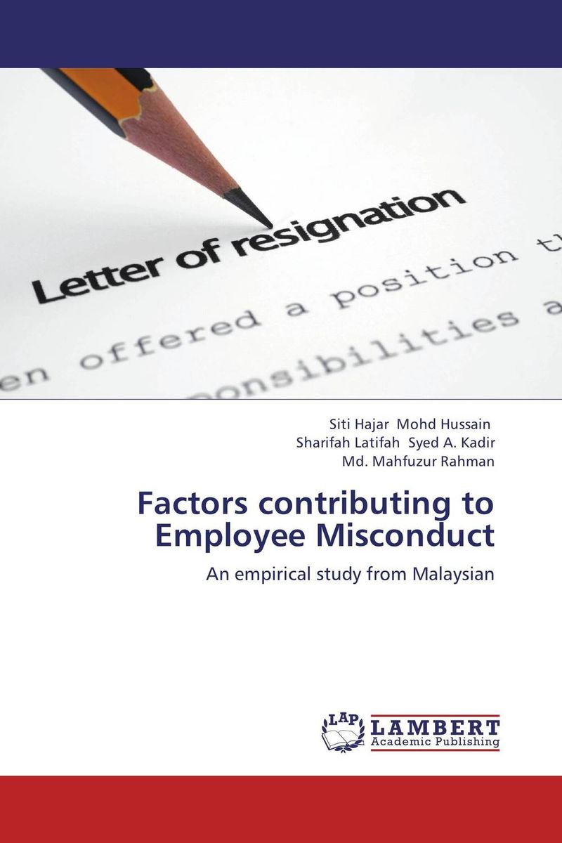 Factors contributing to Employee Misconduct linguistic diversity and social justice