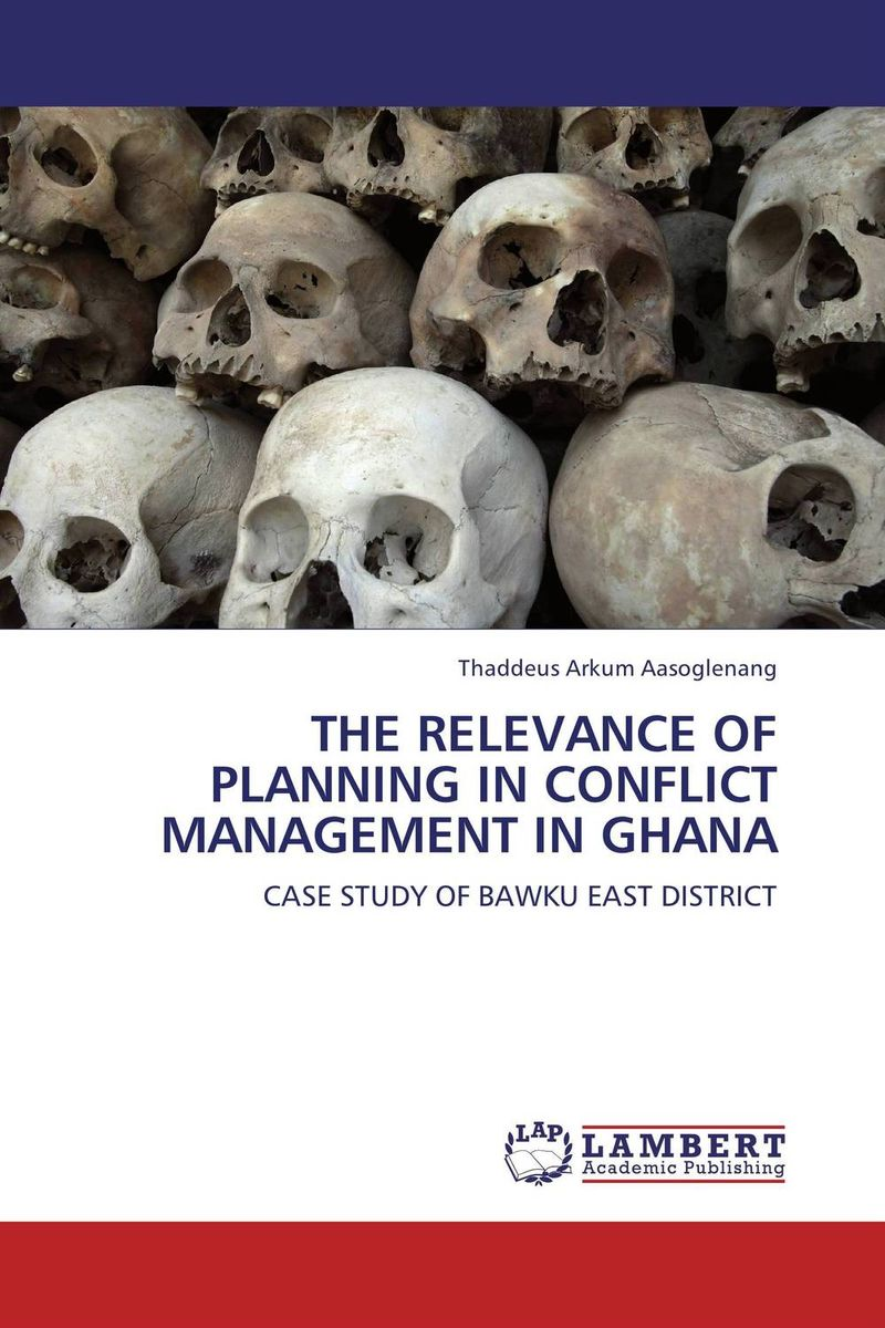 THE RELEVANCE OF PLANNING IN CONFLICT MANAGEMENT IN GHANA patriot max power srge 3800