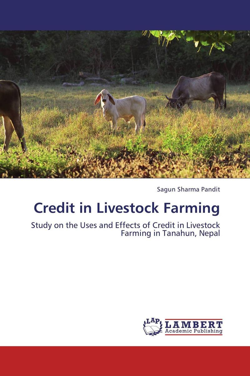 Credit in Livestock Farming