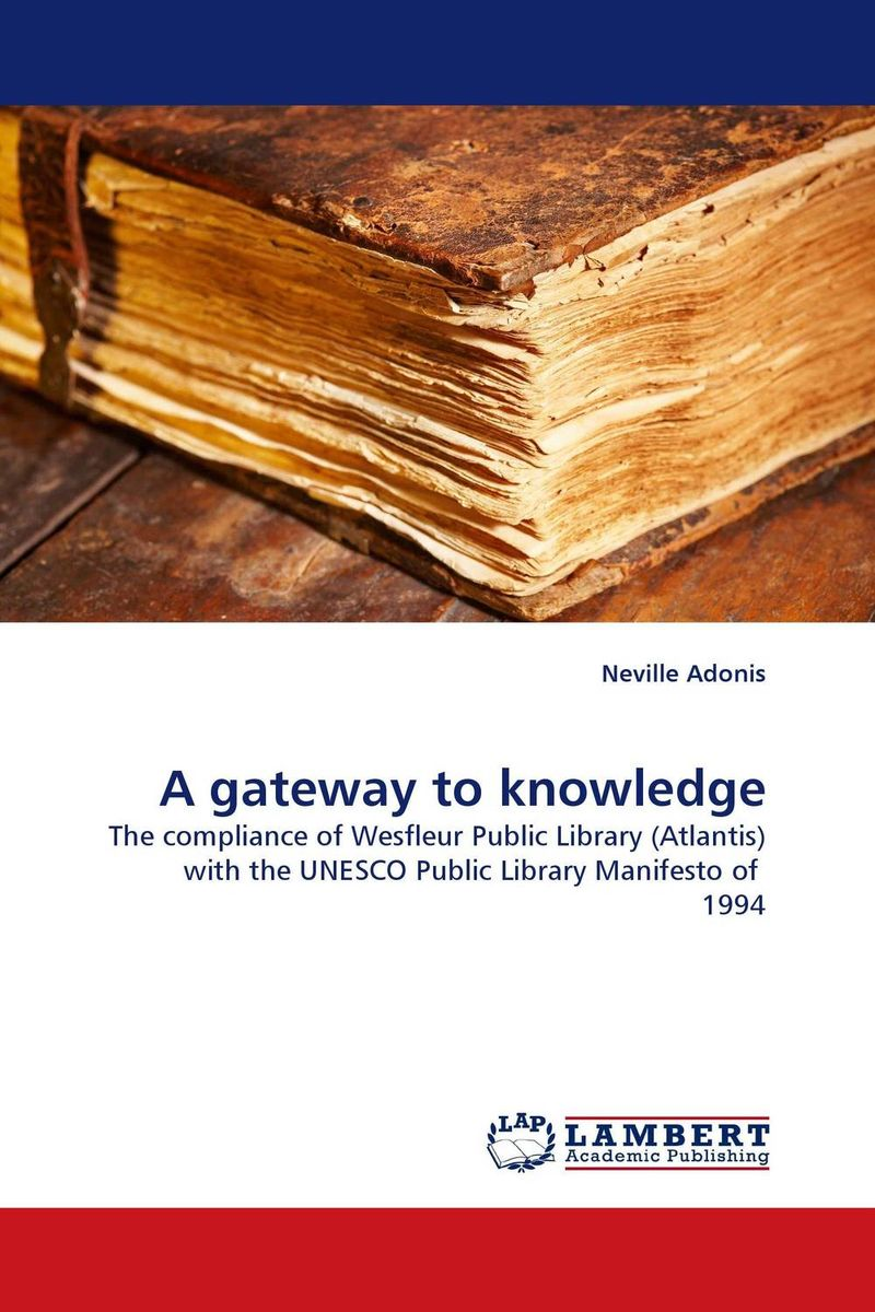 A gateway to knowledge the invisible library