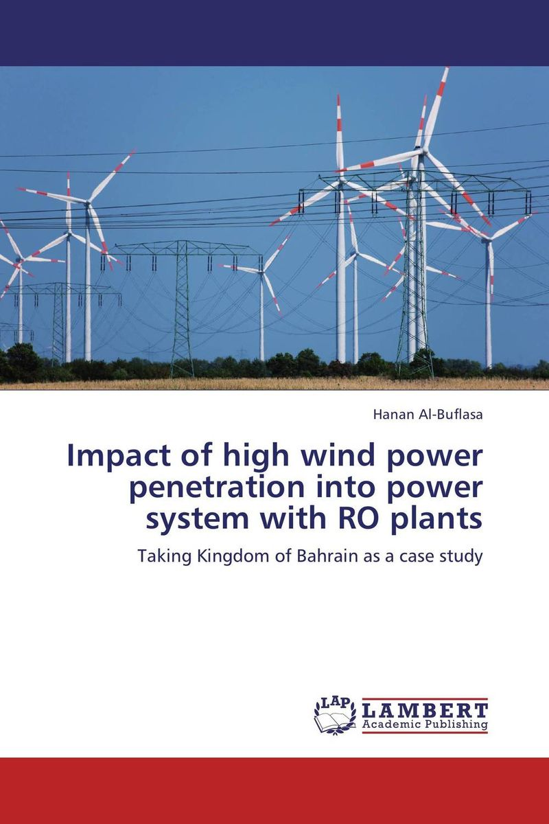 Impact of high wind power penetration into power system with RO plants ароматизатор aroma wind 002 a