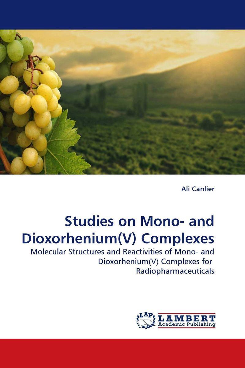 Studies on Mono- and Dioxorhenium(V) Complexes