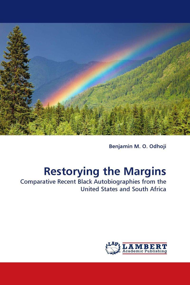 Restorying the Margins benjamin m o odhoji restorying the margins