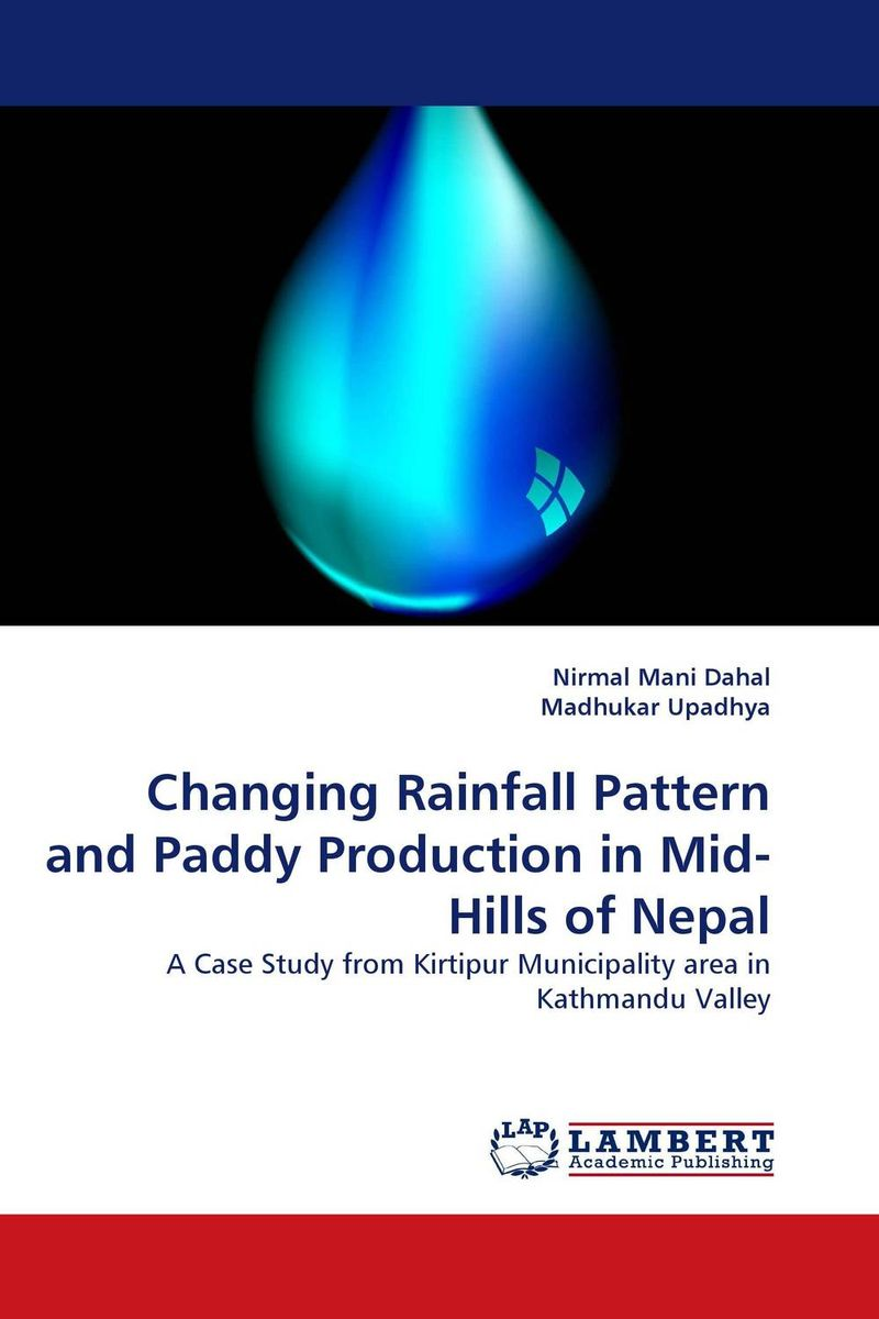 Changing Rainfall Pattern and Paddy Production in Mid-Hills of Nepal economics of milk production in nepal