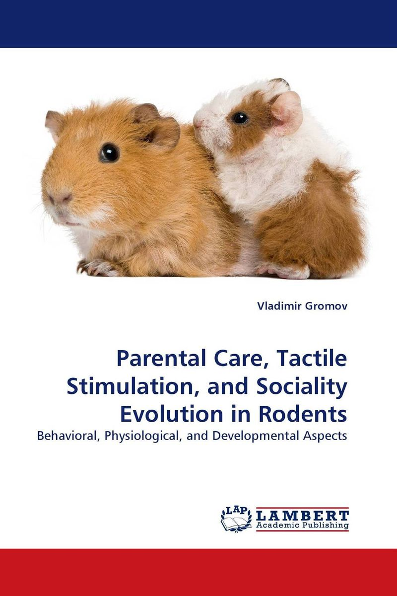 Parental Care, Tactile Stimulation, and Sociality Evolution in Rodents somrak petchartee volker graefe and gareth monkman tactile sensors for force control and contact recognition