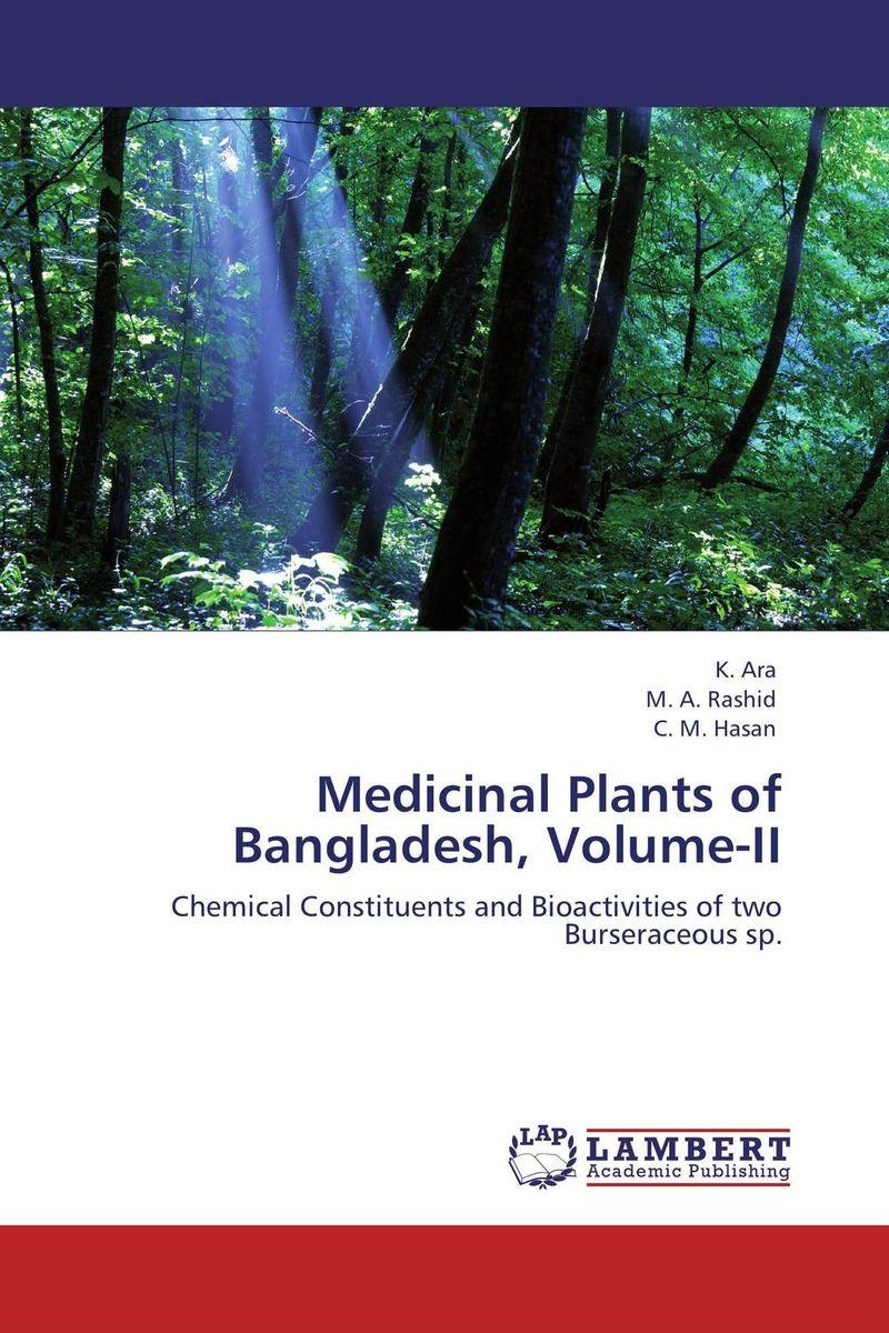 Medicinal Plants of Bangladesh, Volume-II