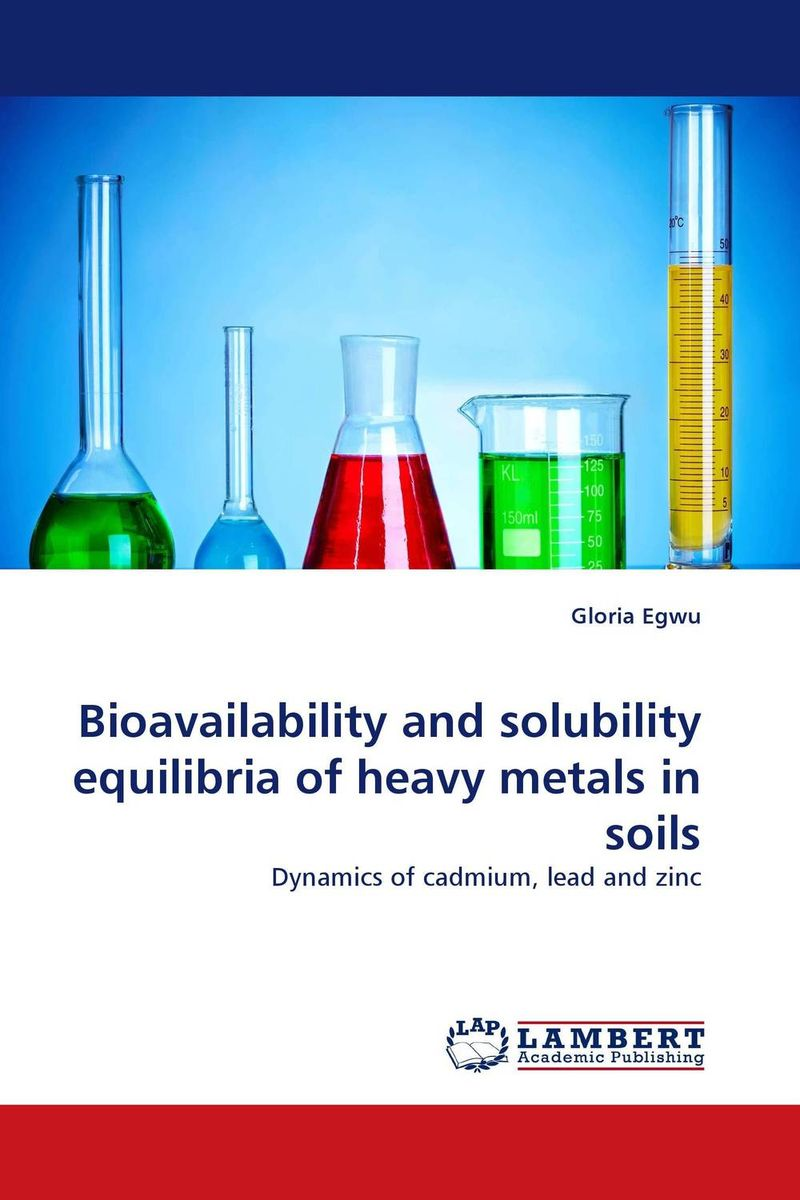 Bioavailability and solubility equilibria of heavy metals in soils handheld waterproof gardens plants flowers soil ph