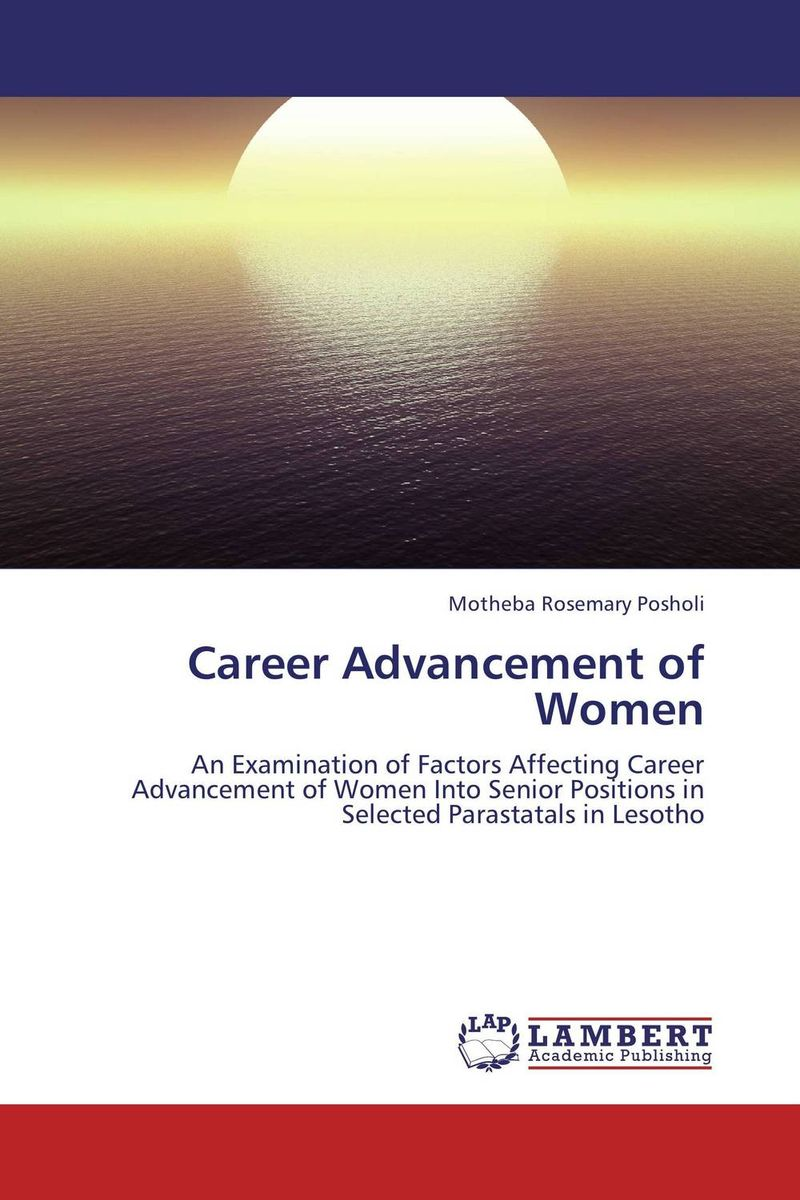 Career Advancement of Women the assistant principalship as a career