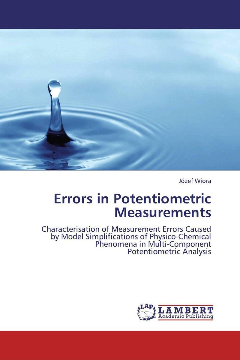 Errors in Potentiometric Measurements english prepositional errors