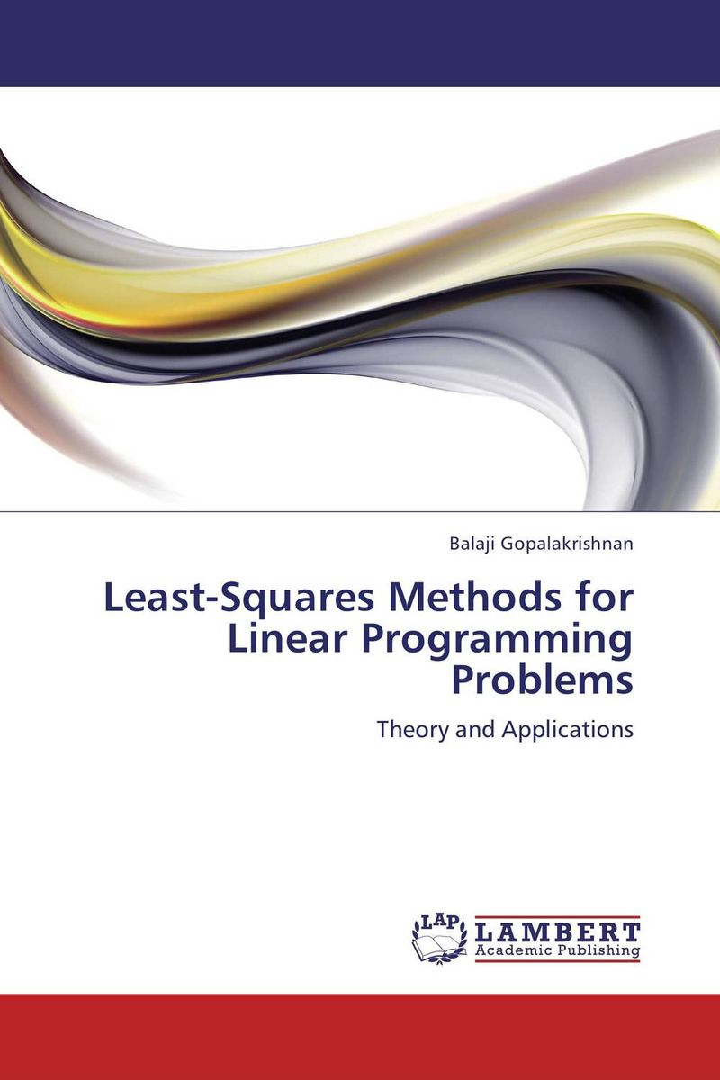 Least-Squares Methods for Linear Programming Problems recent trends for solving fuzzy multi objective programming problems