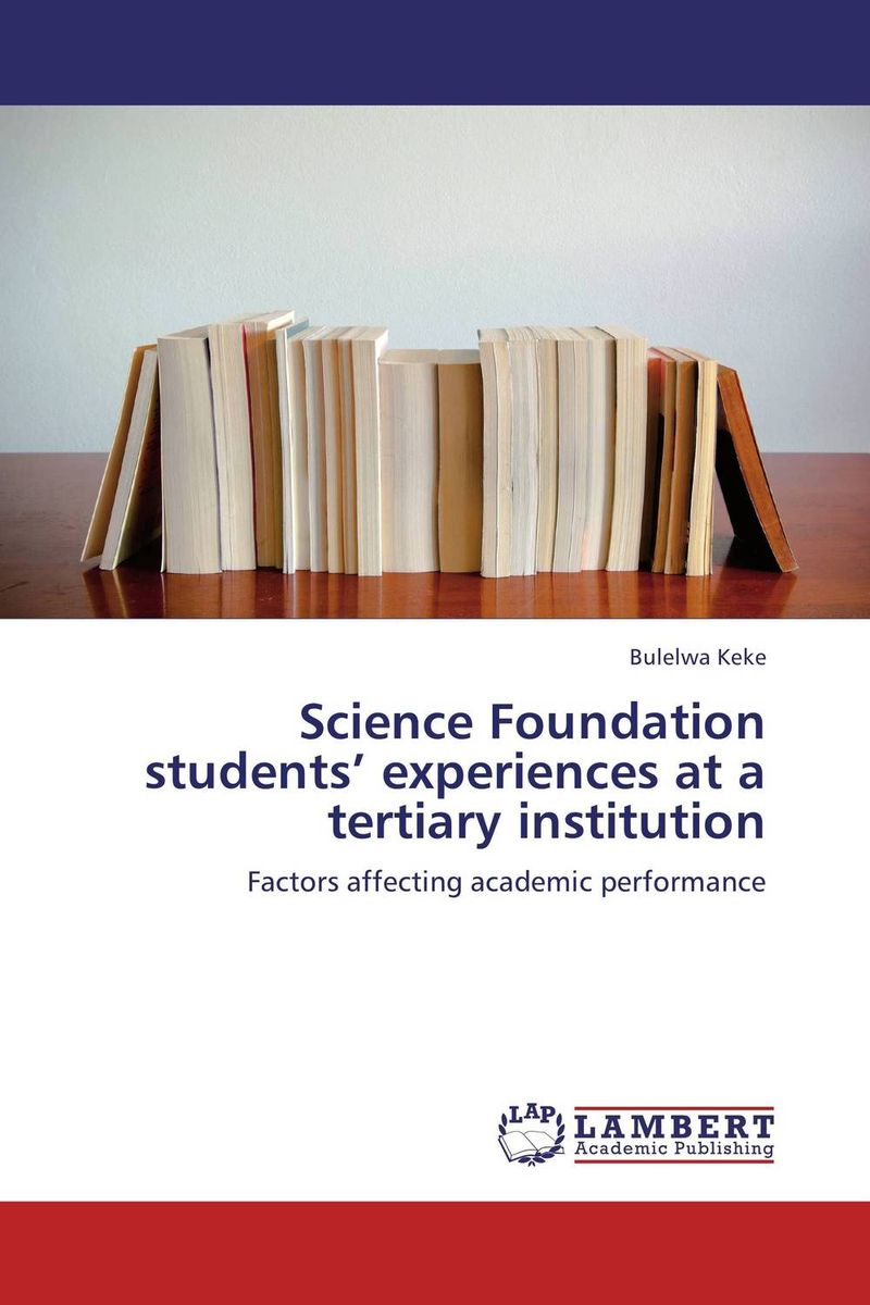 Science Foundation students' experiences at a tertiary institution hewings martin thaine craig cambridge academic english advanced students book