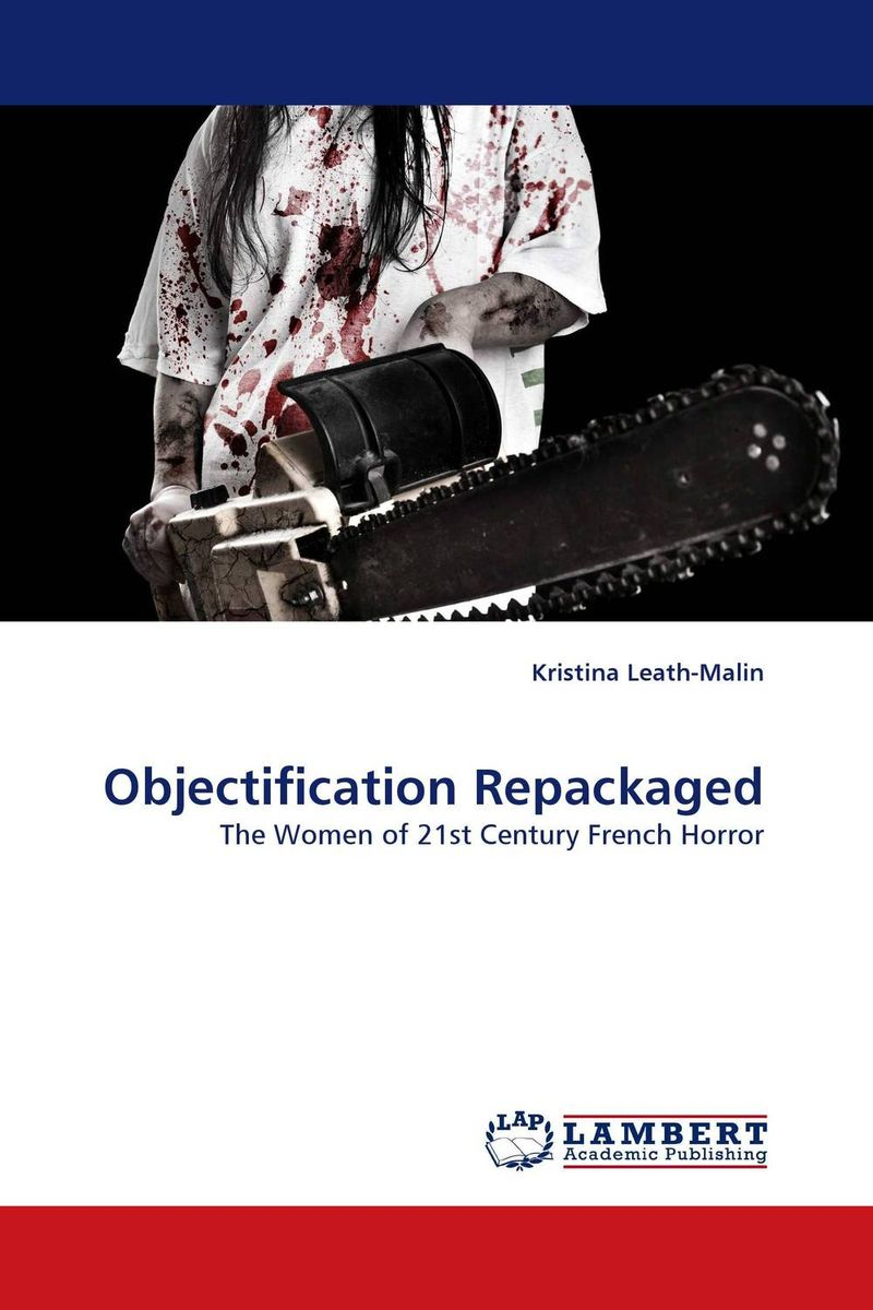 Objectification Repackaged the mammoth book of best new horror