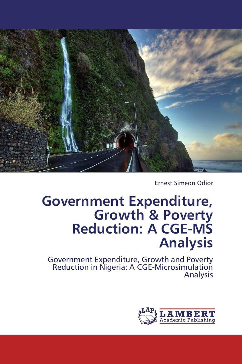 Government Expenditure, Growth & Poverty Reduction: A CGE-MS Analysis the role of informal sectors for urban poverty reduction