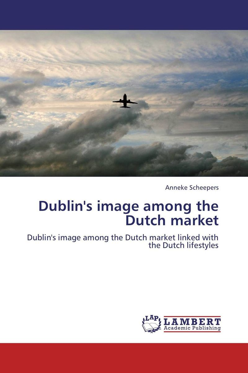 Dublin's image among the Dutch market купить