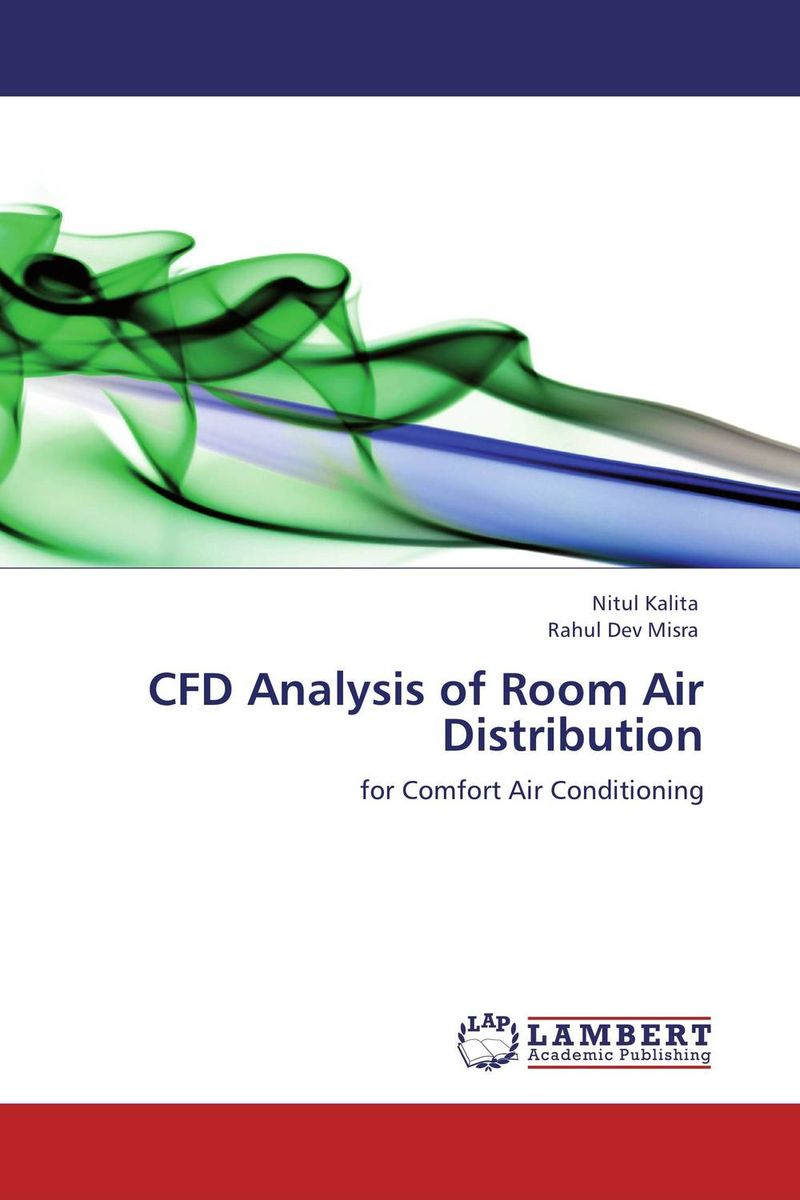 CFD Analysis of Room Air Distribution купить