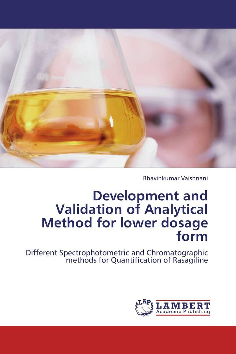 Development and Validation of Analytical Method for lower dosage form  amit kumara a patel u sahoo and a k sen development and validation of anlytical methods