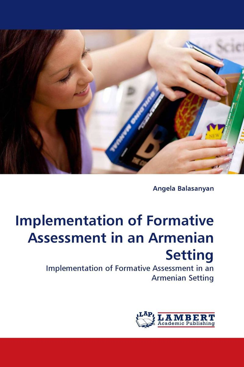 Implementation of Formative Assessment in an Armenian Setting