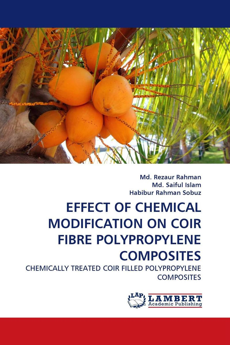 EFFECT OF CHEMICAL MODIFICATION ON COIR FIBRE POLYPROPYLENE COMPOSITES we were the lucky ones