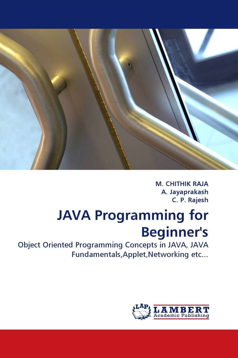JAVA Programming for Beginner's java language bindings for space based computing