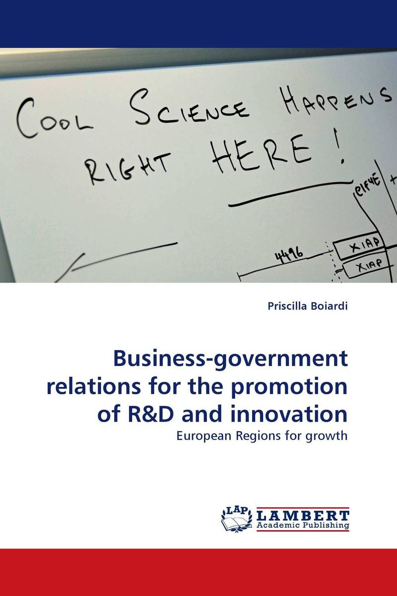 Business-government relations for the promotion of R&D and innovation managing the store