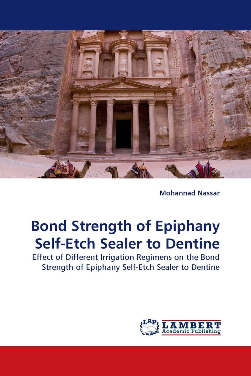 Bond Strength of Epiphany Self-Etch Sealer to Dentine the teeth with root canal students to practice root canal preparation and filling actually