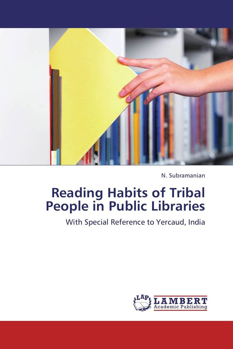 Reading Habits of Tribal People in Public Libraries riggs r library of souls