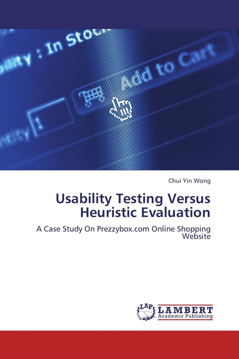 Usability Testing Versus Heuristic Evaluation evaluation of aqueous solubility of hydroxamic acids by pls modelling