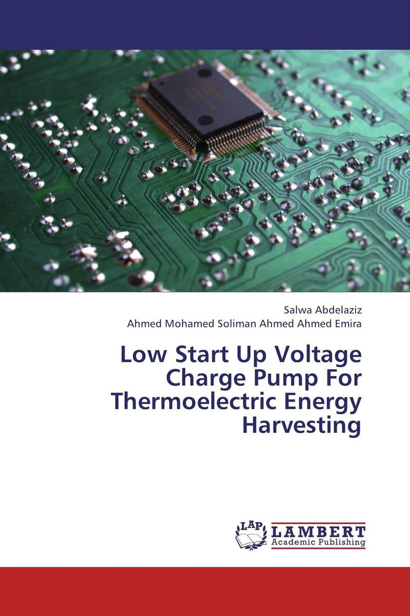 Low Start Up Voltage Charge Pump For Thermoelectric Energy Harvesting energy recovery clocking scheme to achieve ultra low power