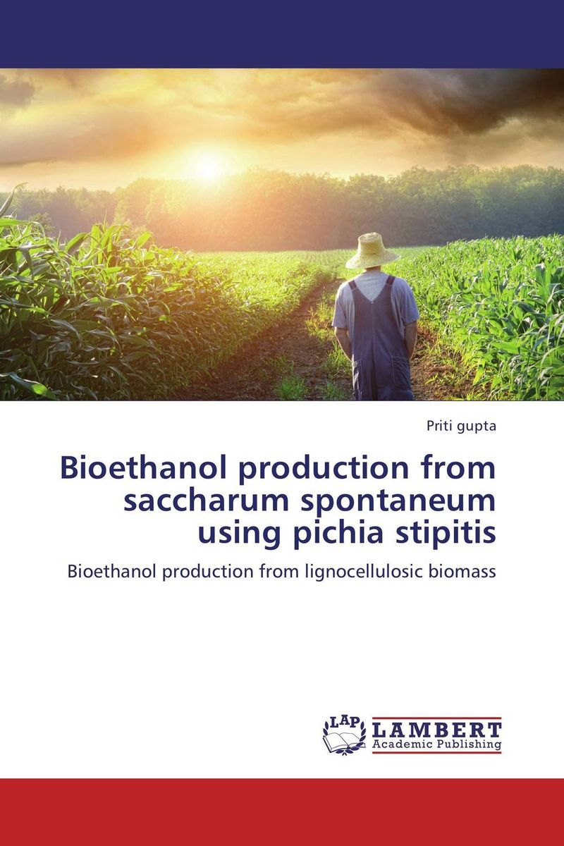 Bioethanol production from saccharum spontaneum using pichia stipitis using enzyme from novozyme