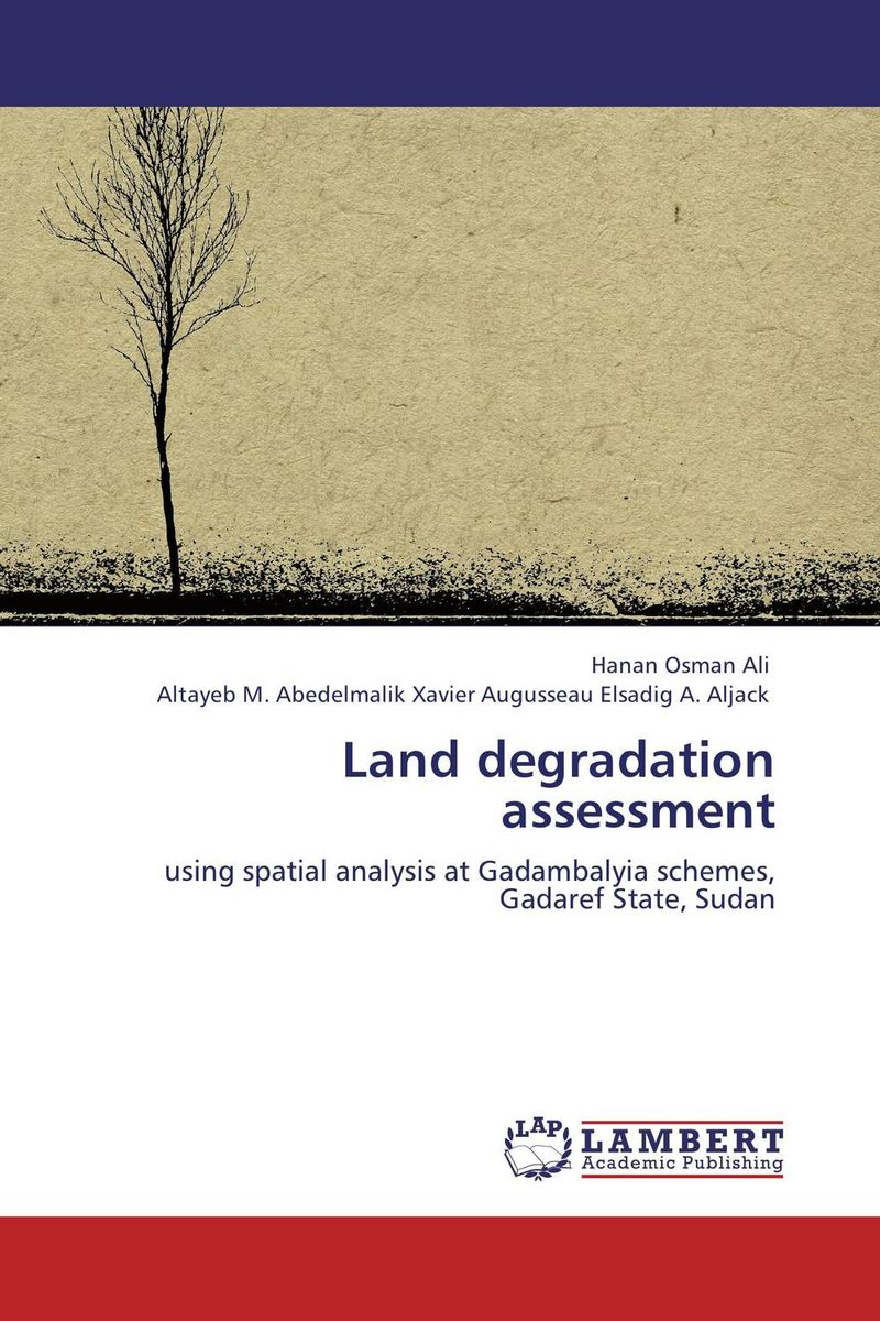 Land degradation assessment assessment of land degradation and its restoration in jharia coalfield