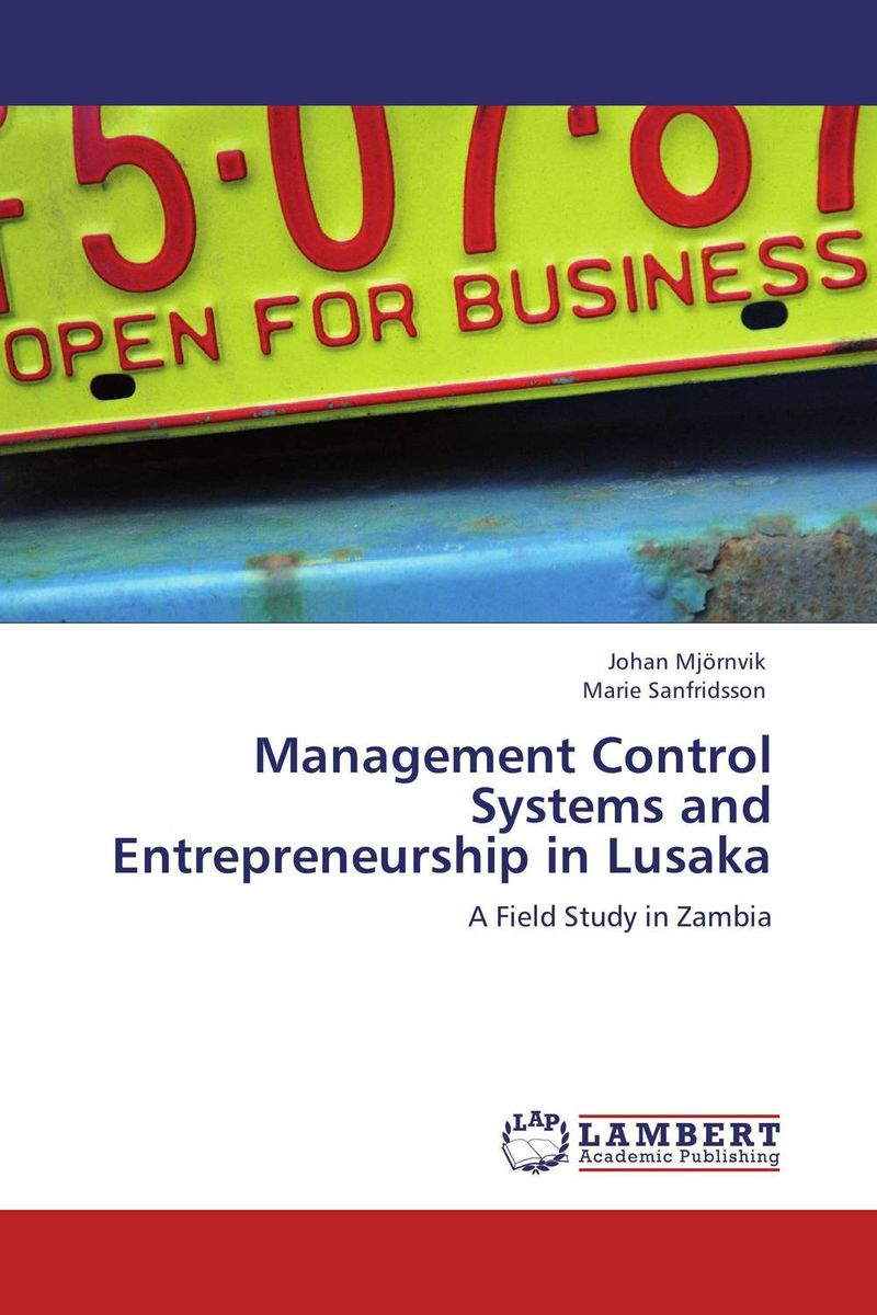 Management Control Systems and Entrepreneurship in Lusaka n giusti diffuse entrepreneurship and the very heart of made in italy for fashion and luxury goods