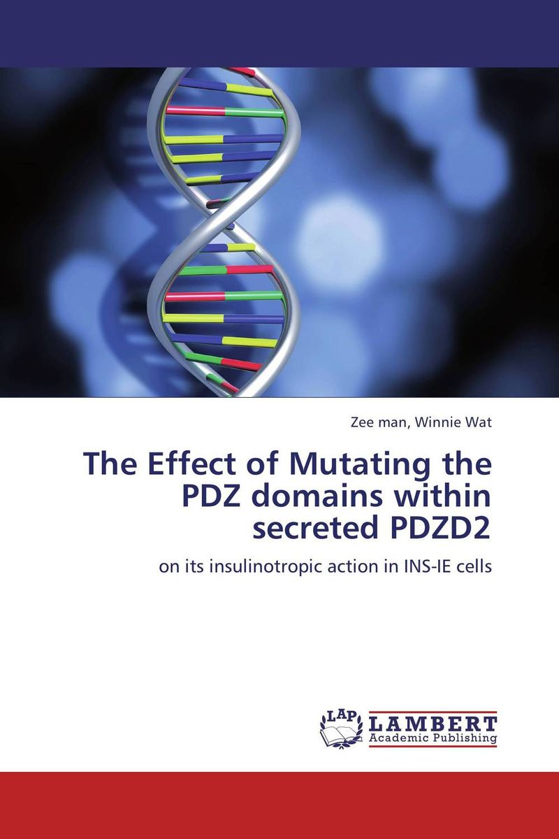 The Effect of Mutating the PDZ domains within secreted PDZD2