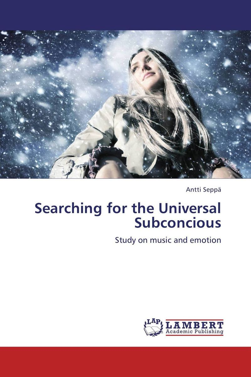 Searching for the Universal Subconcious searching for the universal subconcious