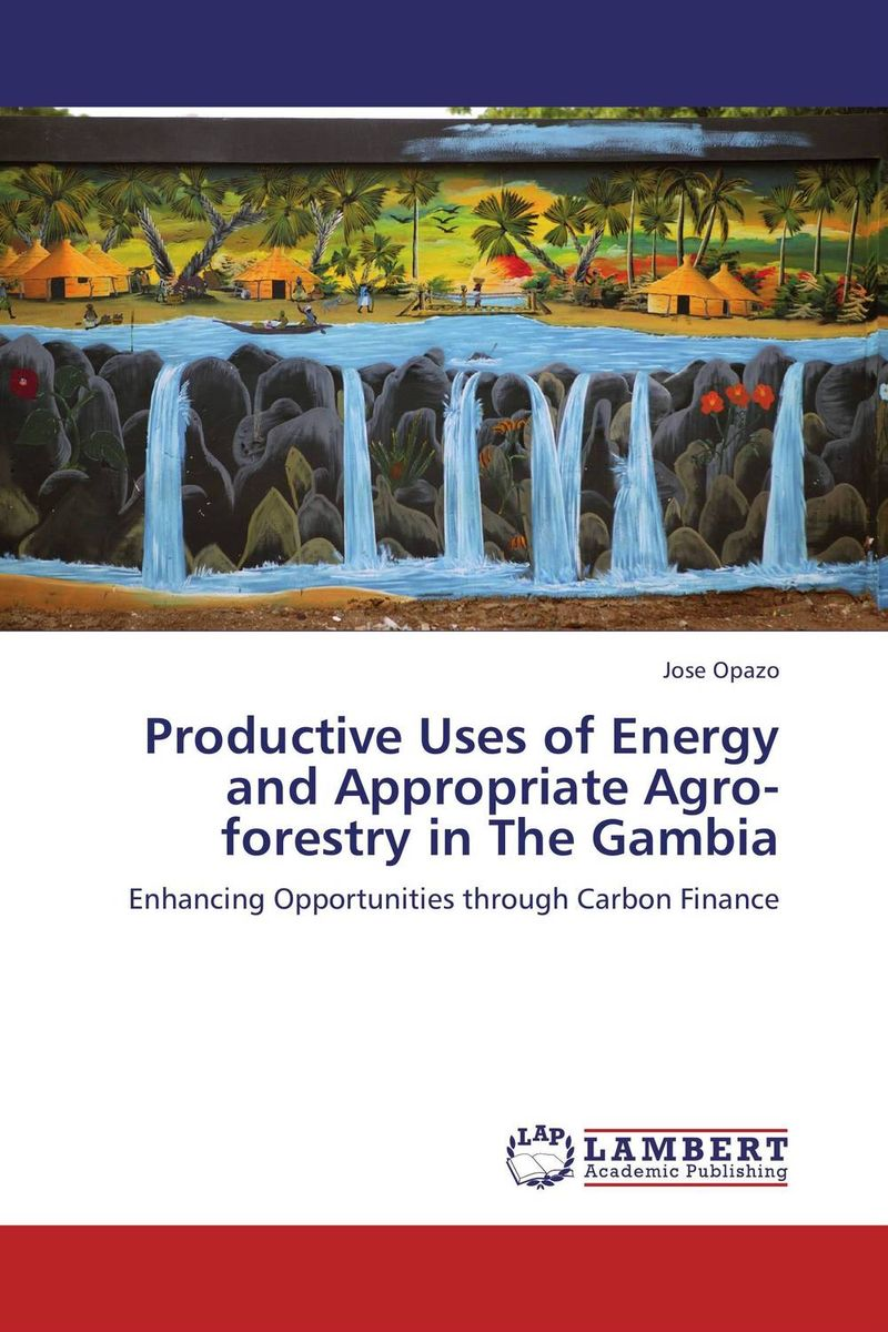Productive Uses of Energy and Appropriate Agro-forestry in The Gambia taylor rural energy development in china