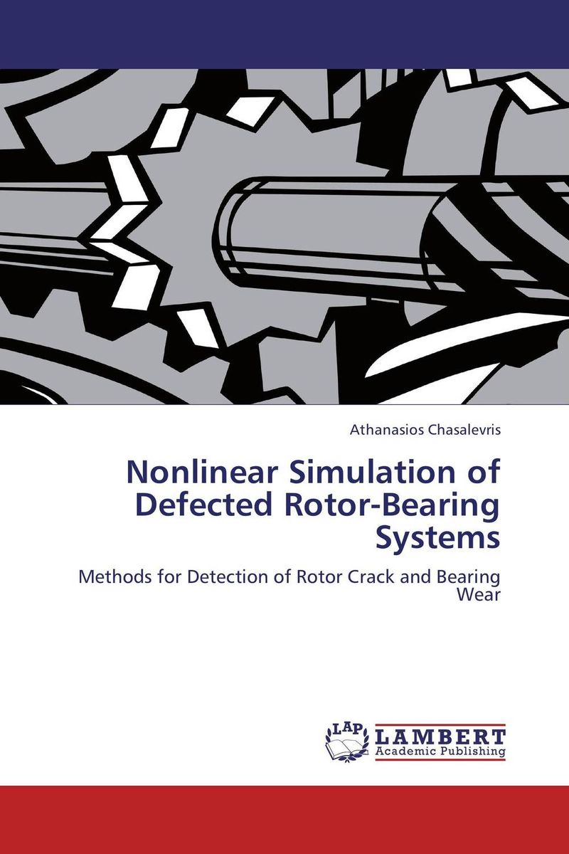 Nonlinear Simulation of Defected Rotor-Bearing Systems