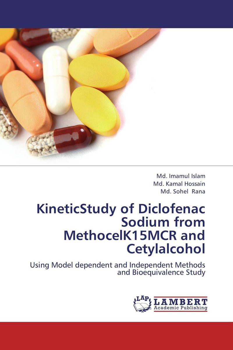 KineticStudy of Diclofenac Sodium from MethocelK15MCR and Cetylalcohol personality profile and induced psychosis in alcohol dependence
