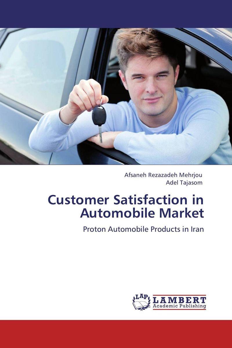 Customer Satisfaction in Automobile Market