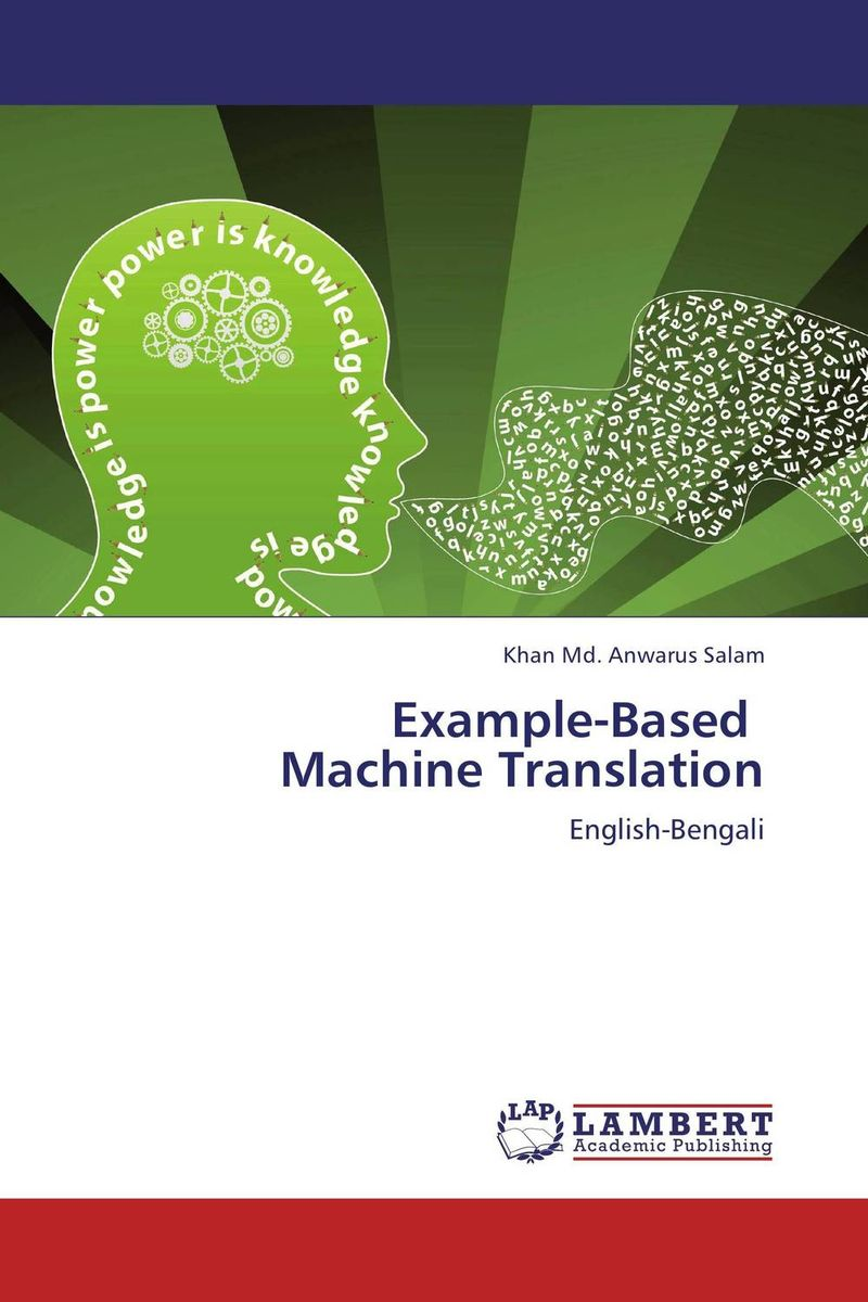 Example-Based Machine Translation the translation of figurative language