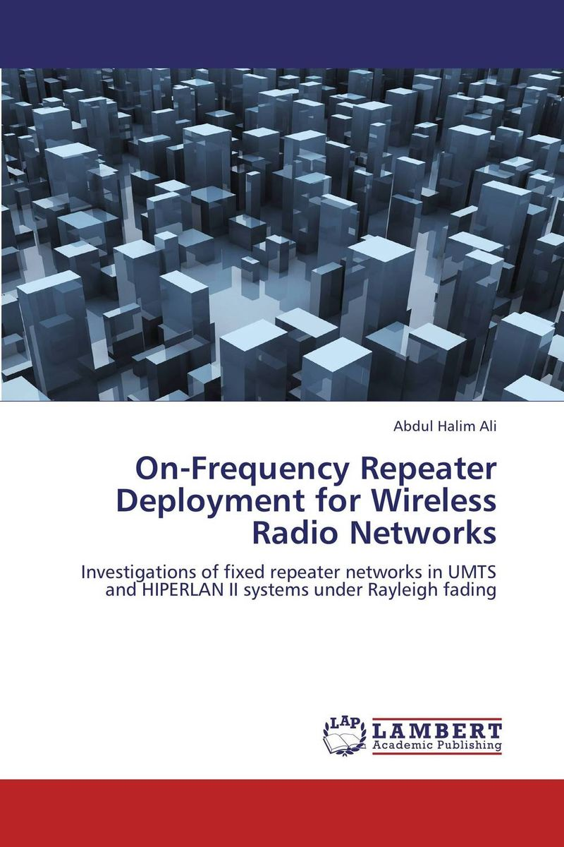 On-Frequency Repeater Deployment for Wireless Radio Networks ny3100p such as the accuracy of intelligent frequency meter