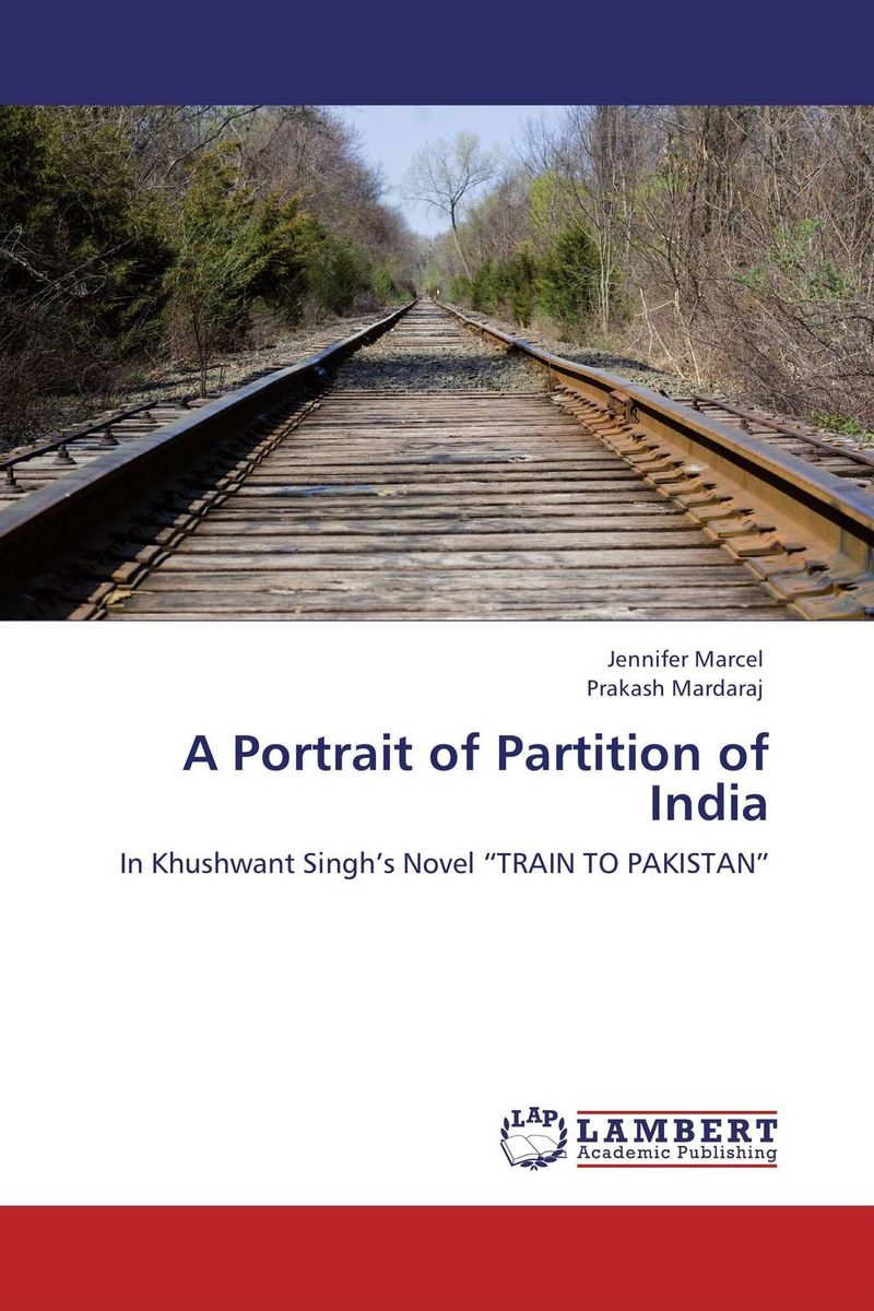 A Portrait of Partition of India a portrait of the artist as a young