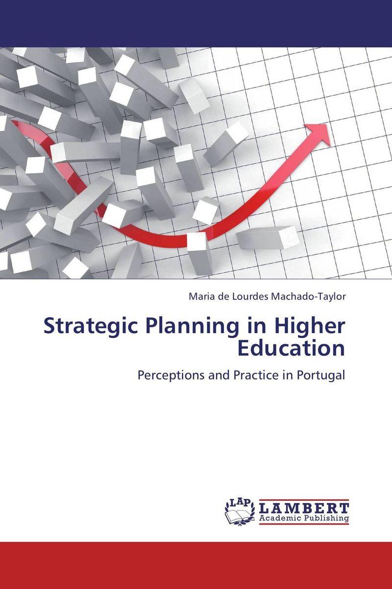 Strategic Planning in Higher Education t zulfikar akarim leadership perceptions in indonesian higher education