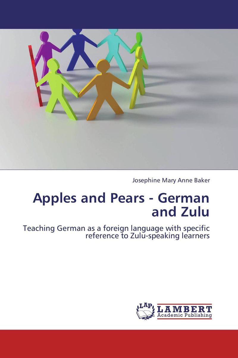 Apples and Pears - German and Zulu