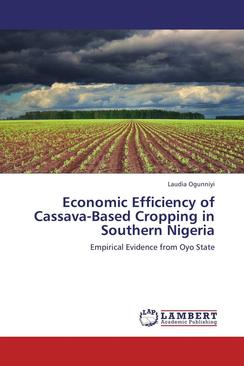 Economic Efficiency of Cassava-Based Cropping in Southern Nigeria economic methodology
