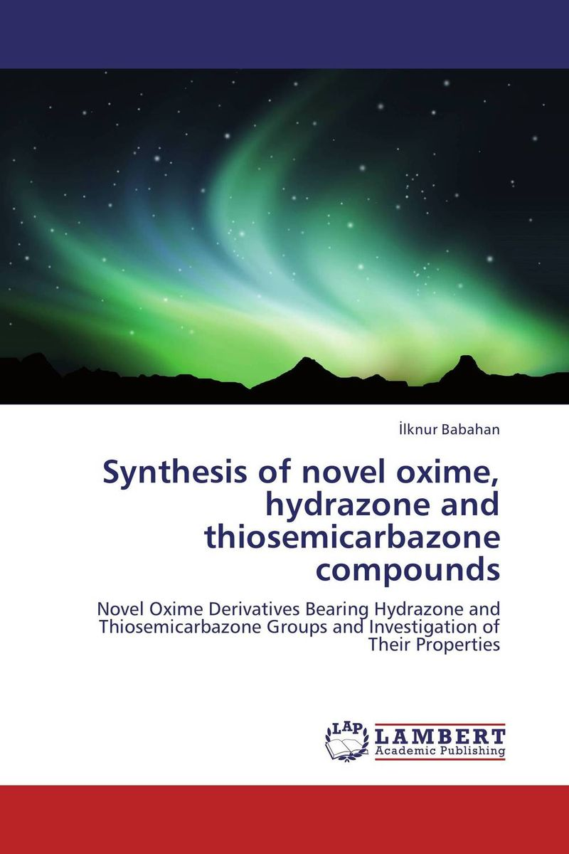 Synthesis of novel oxime, hydrazone and thiosemicarbazone compounds thiosemicarbazone iron chelator