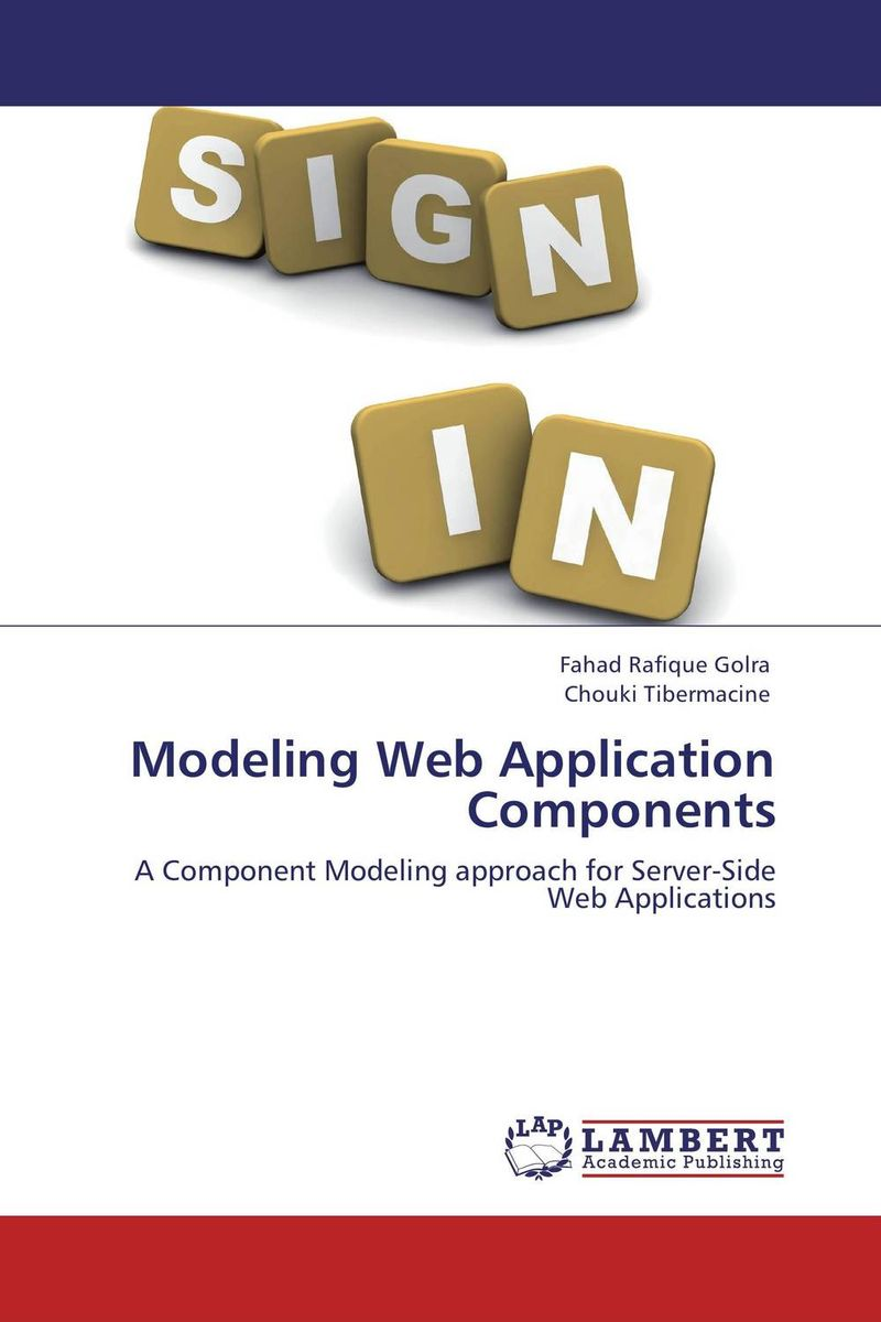 Modeling Web Application Components corporate disclosure through web